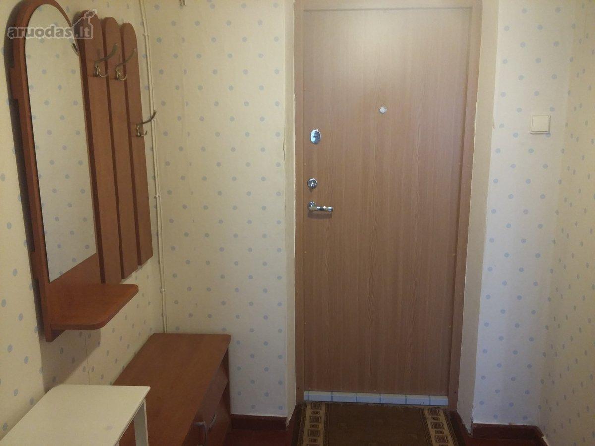 Marijampolės m., Degučiai, R. Juknevičiaus g., 1 kambario butas