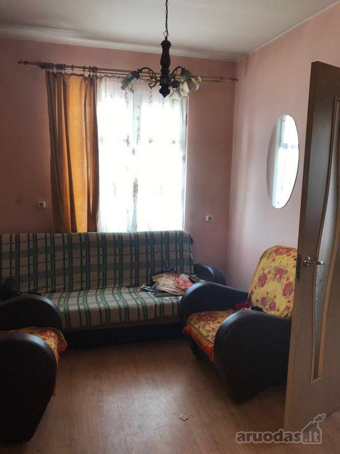 Radviliškio m., Maironio g., 2 kambarių butas