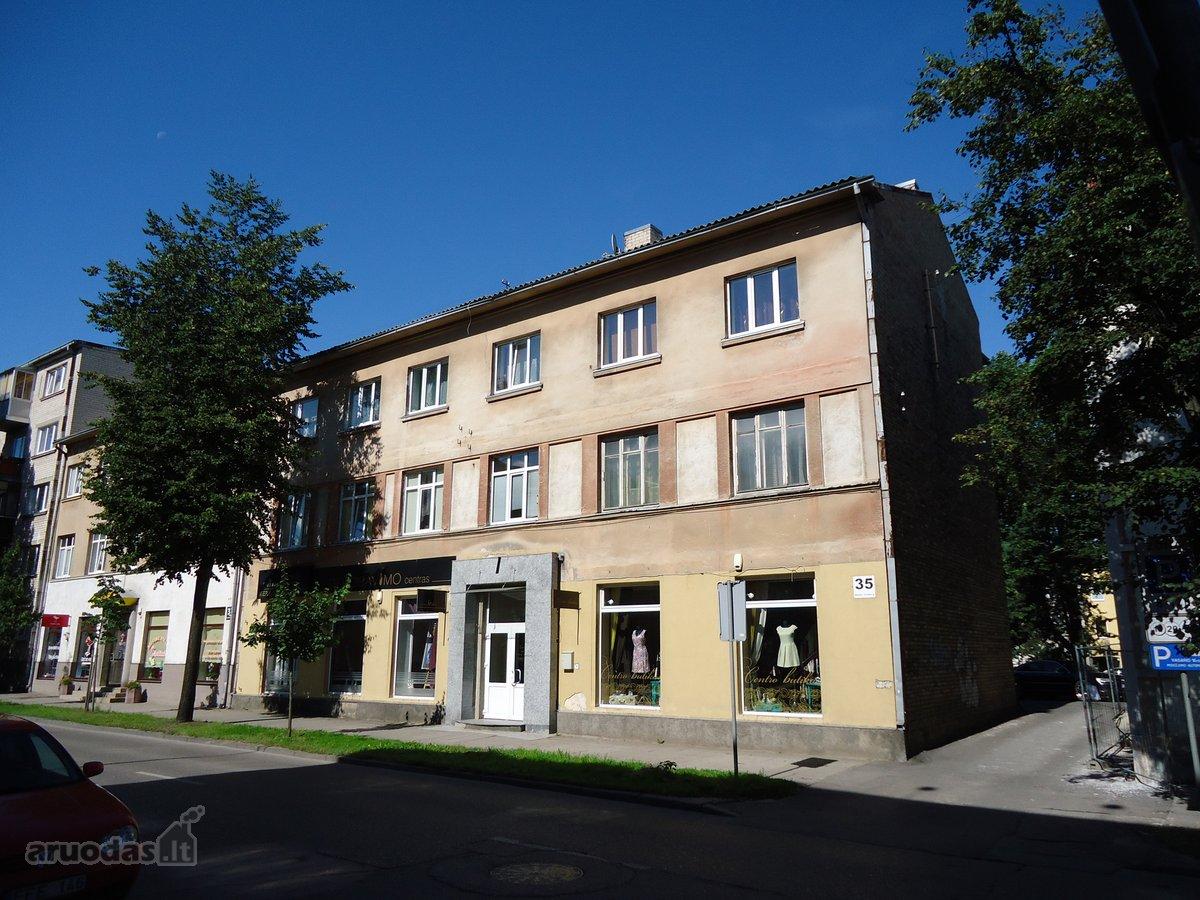 Šiauliai, Centras, Vasario 16-osios g., 2 kambarių butas