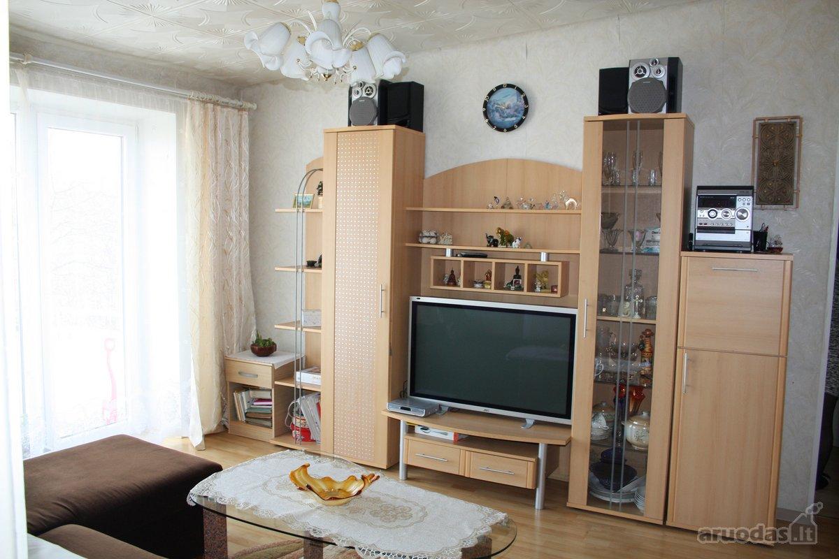 Šiauliai, Centras, Trakų g., 2 kambarių butas