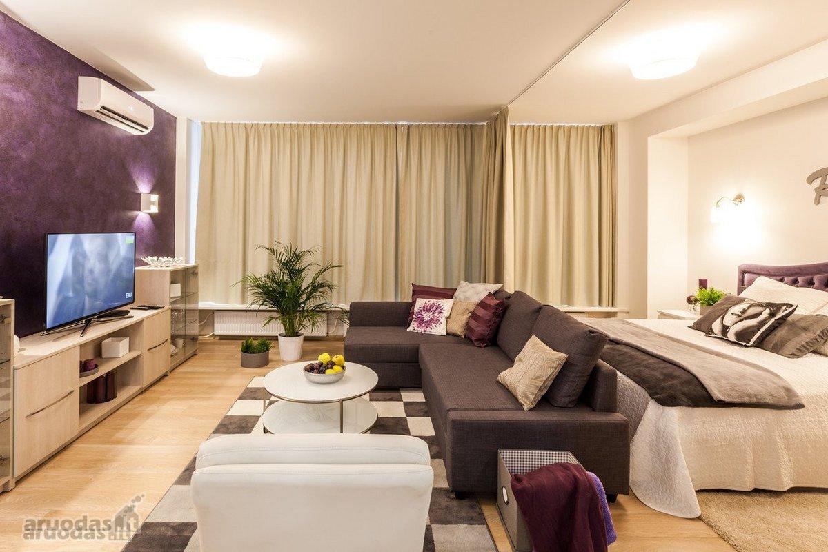 Vilnius, Senamiestis, Raugyklos g., 2 kambarių butas