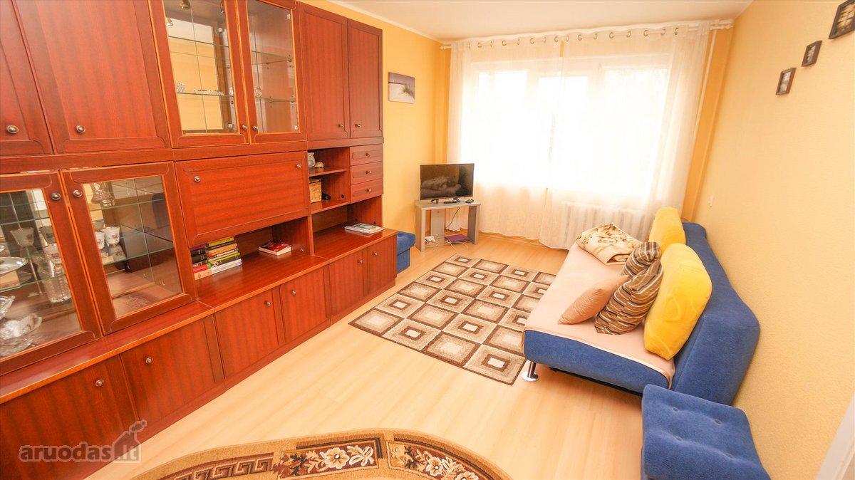 Vilkaviškio r. sav., Kybartų m., Vištyčio g., 1 kambario butas