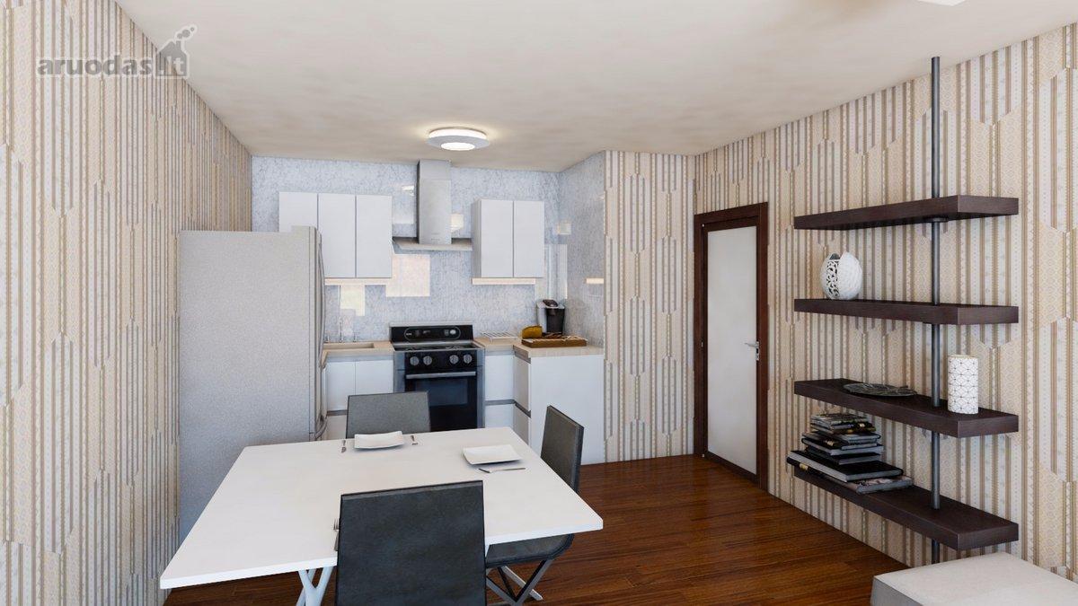 Vilnius, Tarandė, Avižienių g., 2 kambarių butas