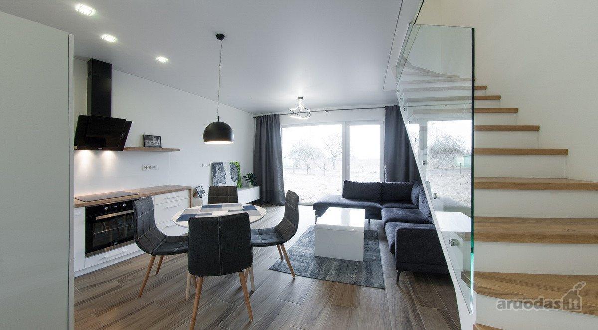 Kaunas, Aleksotas, Seniavos pl., 4 kambarių butas