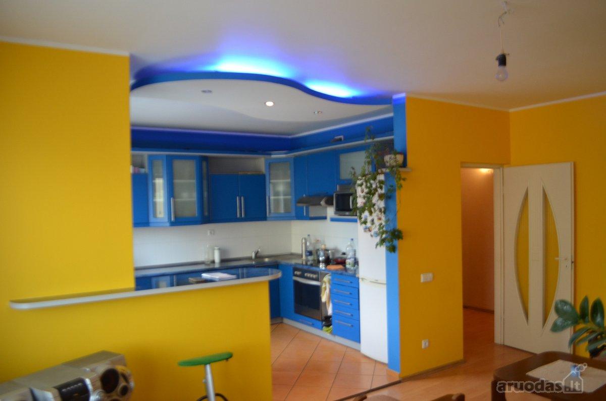 Elektrėnų m., Trakų g., 3 kambarių butas