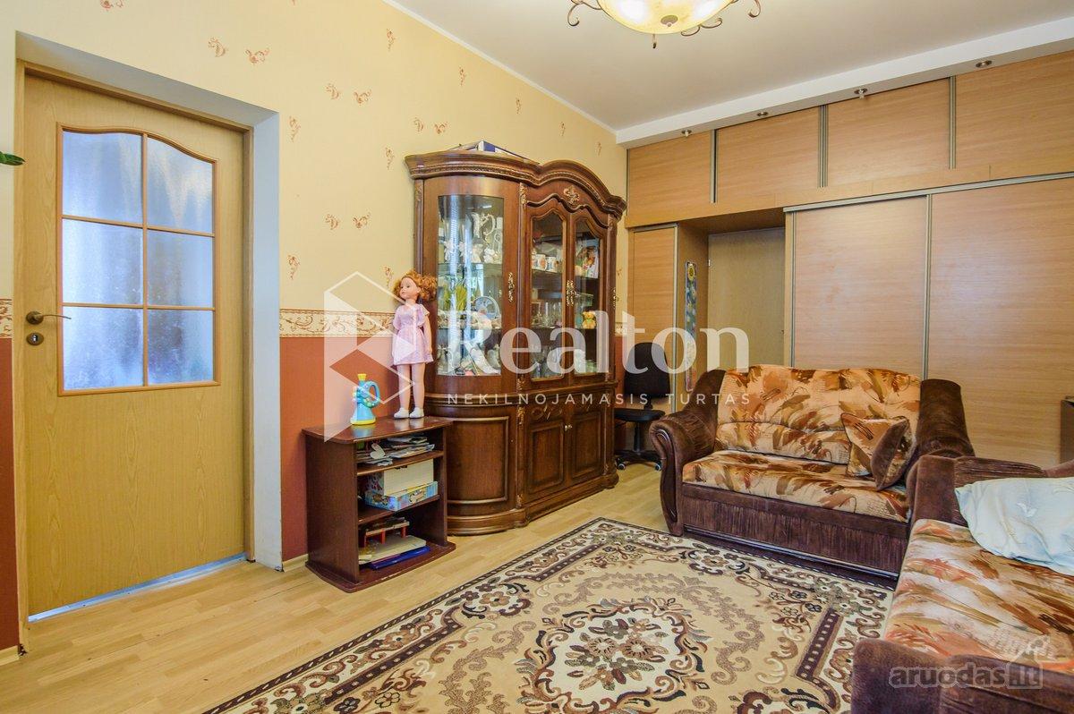 Vilnius, Žvėrynas, Malonioji g., 3 kambarių butas