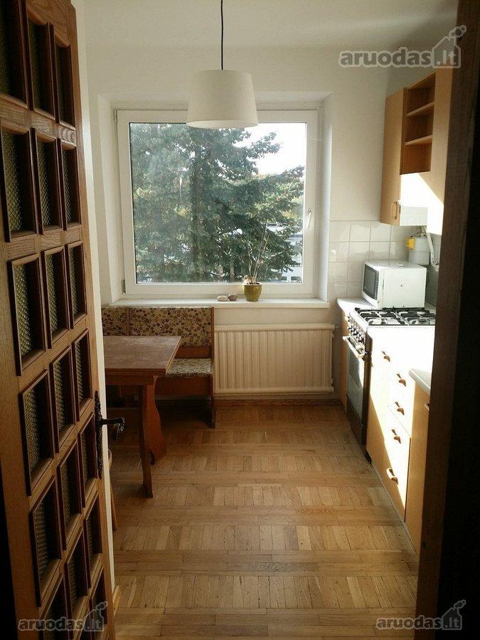 Kaunas, Eiguliai, Sukilėlių pr., 4 kambarių butas