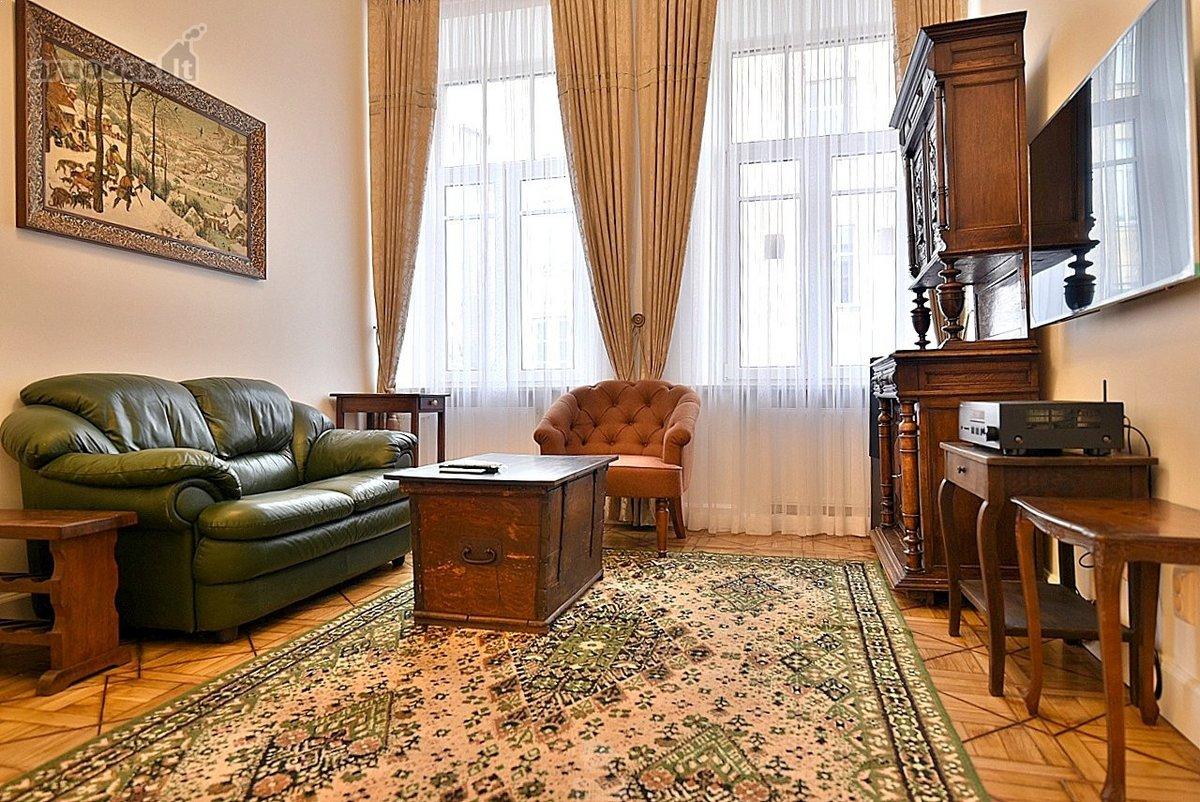 Vilnius, Senamiestis, K. Kalinausko g., 2 kambarių butas