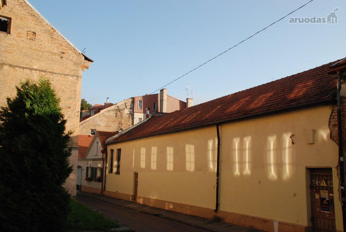 Vilnius, Senamiestis, Šiltadaržio g., 4 kambarių butas