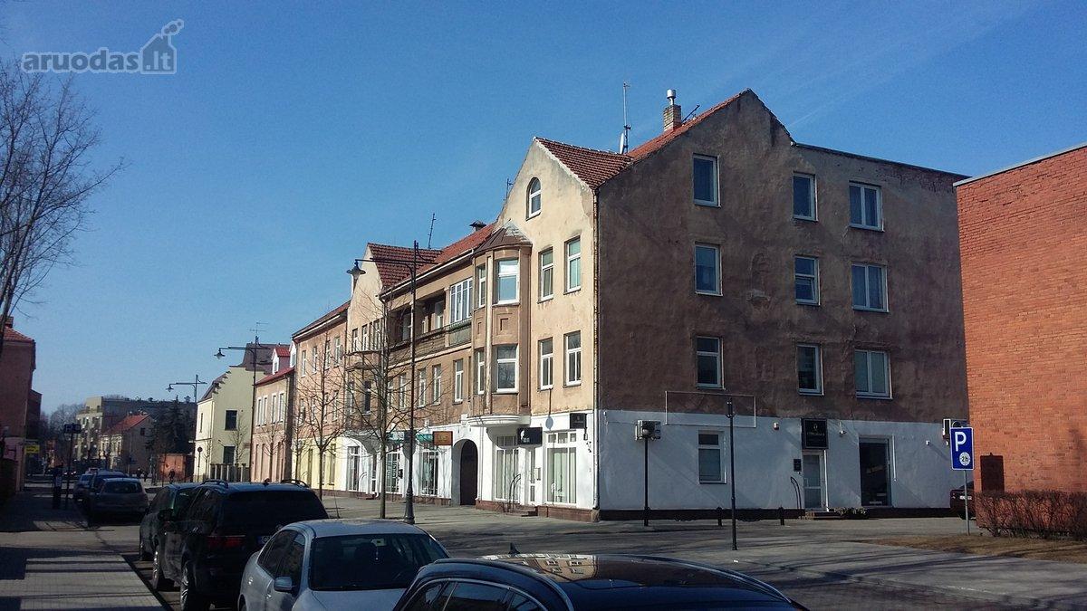 Klaipėda, Centras, S. Daukanto g., 2 kambarių butas