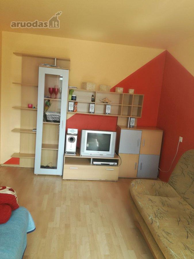 Marijampolės m., Degučiai, Sporto g., 1 kambario butas