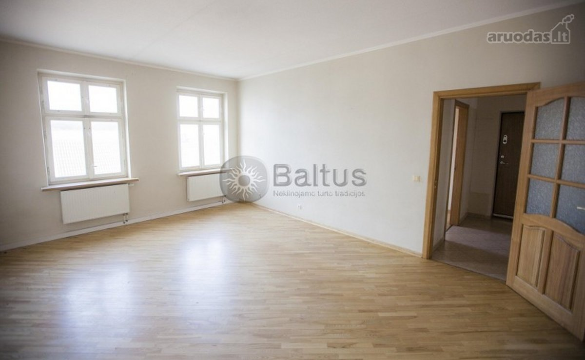 Klaipėda, Centras, J. Janonio g., 3 kambarių butas
