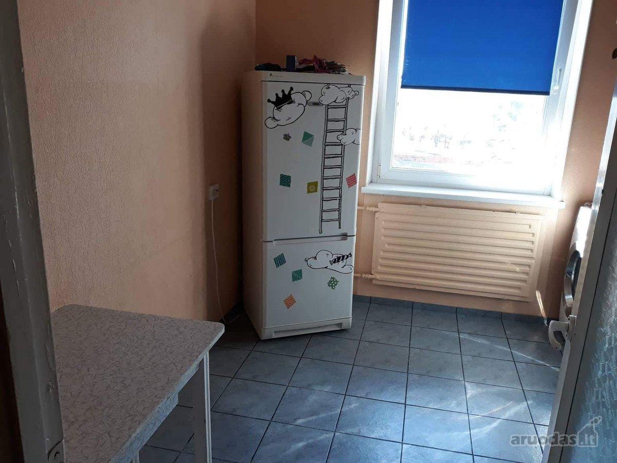 Utenos m., Krašuona, V. Kudirkos g., 1 kambario butas