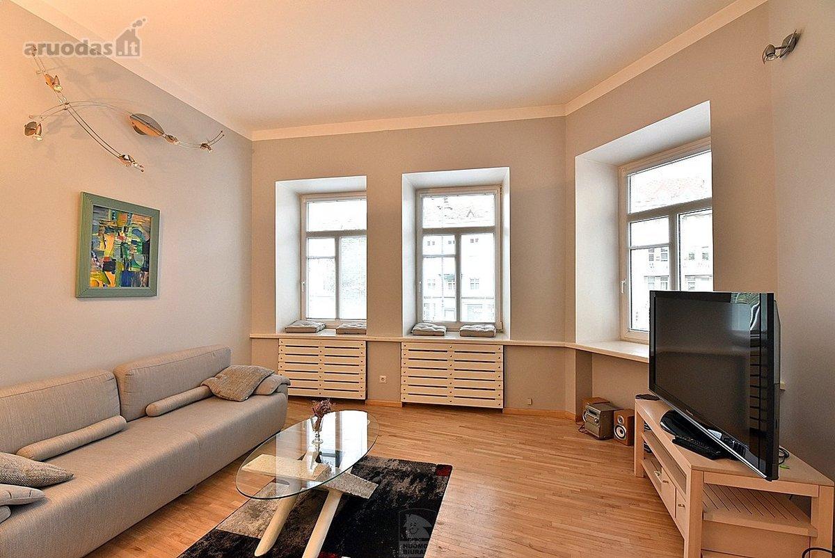 Vilnius, Senamiestis, Vokiečių g., 2 kambarių butas