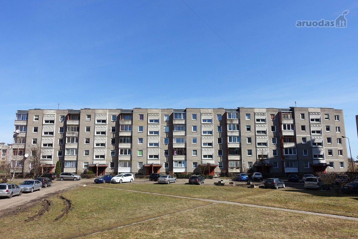 Kaunas, Šilainiai, Baltijos g., 1 kambario butas