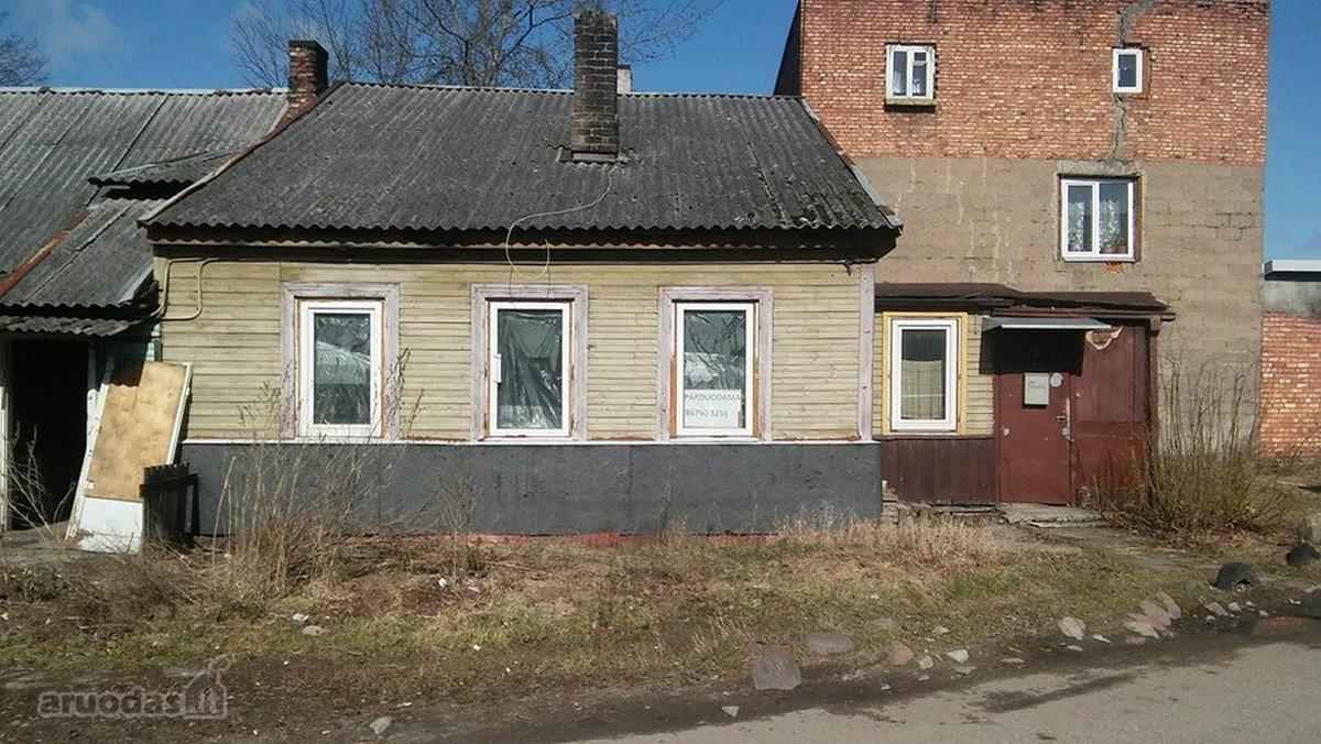Kaunas, Vilijampolė, Tilžės g., 2 kambarių butas
