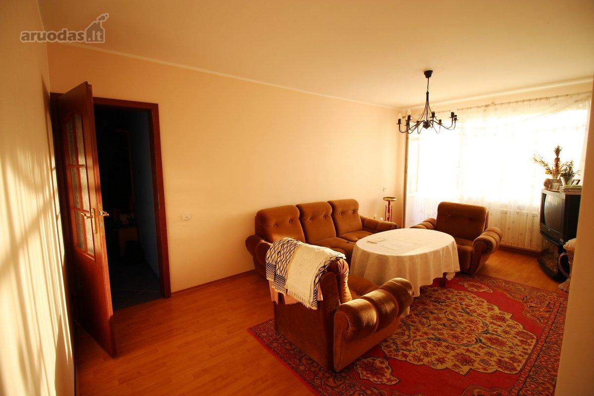 Vilnius, Karoliniškės, Architektų g., 4 kambarių butas