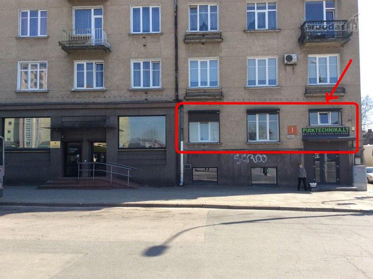 Vilnius, Žirmūnai, Verkių g., 3 kambarių butas