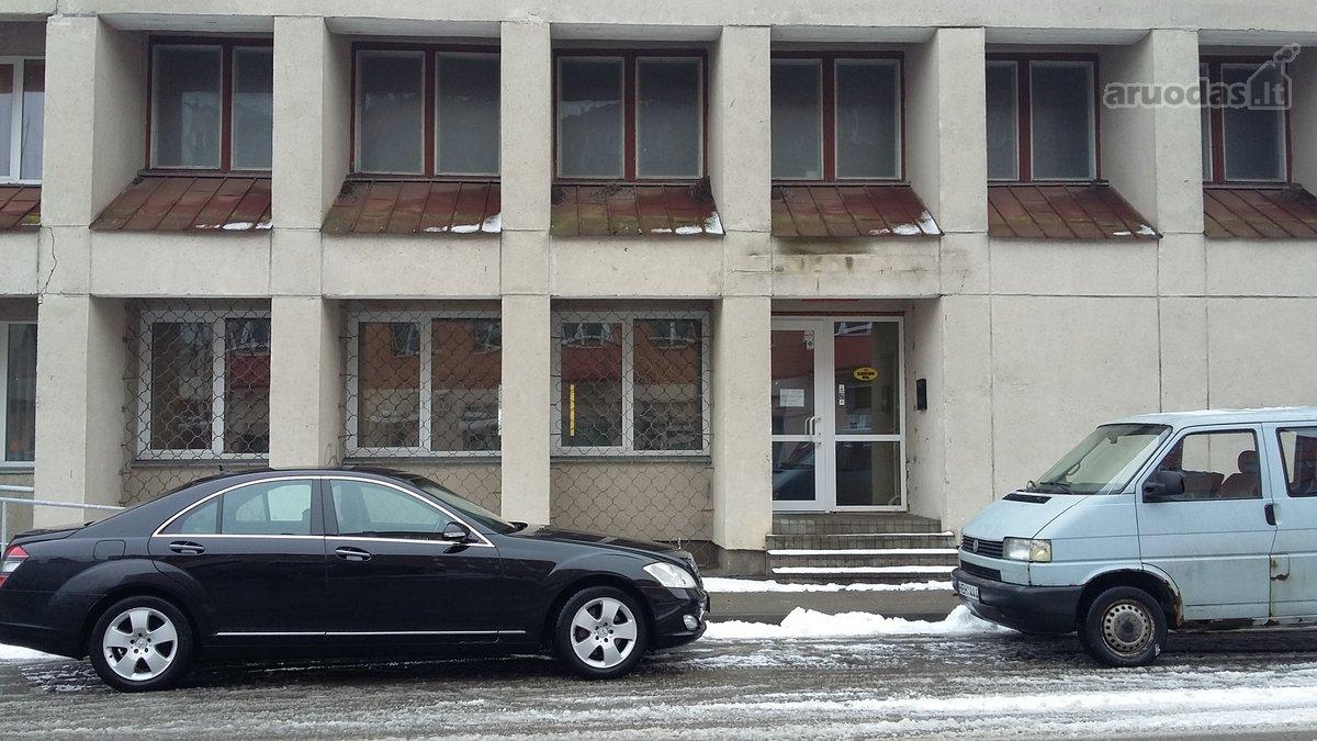 Varėnos m., Vytauto g., biuro, prekybinės, paslaugų paskirties patalpos nuomai