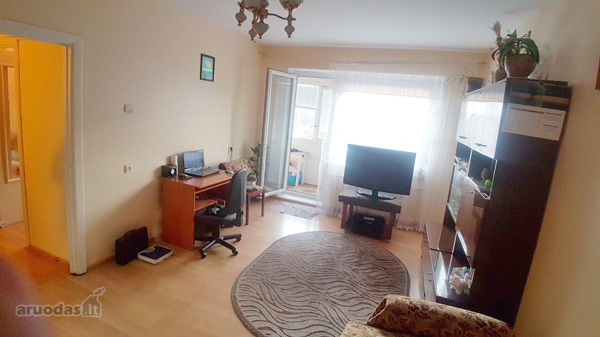 Vilnius, Justiniškės, Taikos g., 1 kambario butas