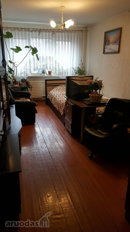Vilnius, Žirmūnai, Žirmūnų g., 3 kambarių butas