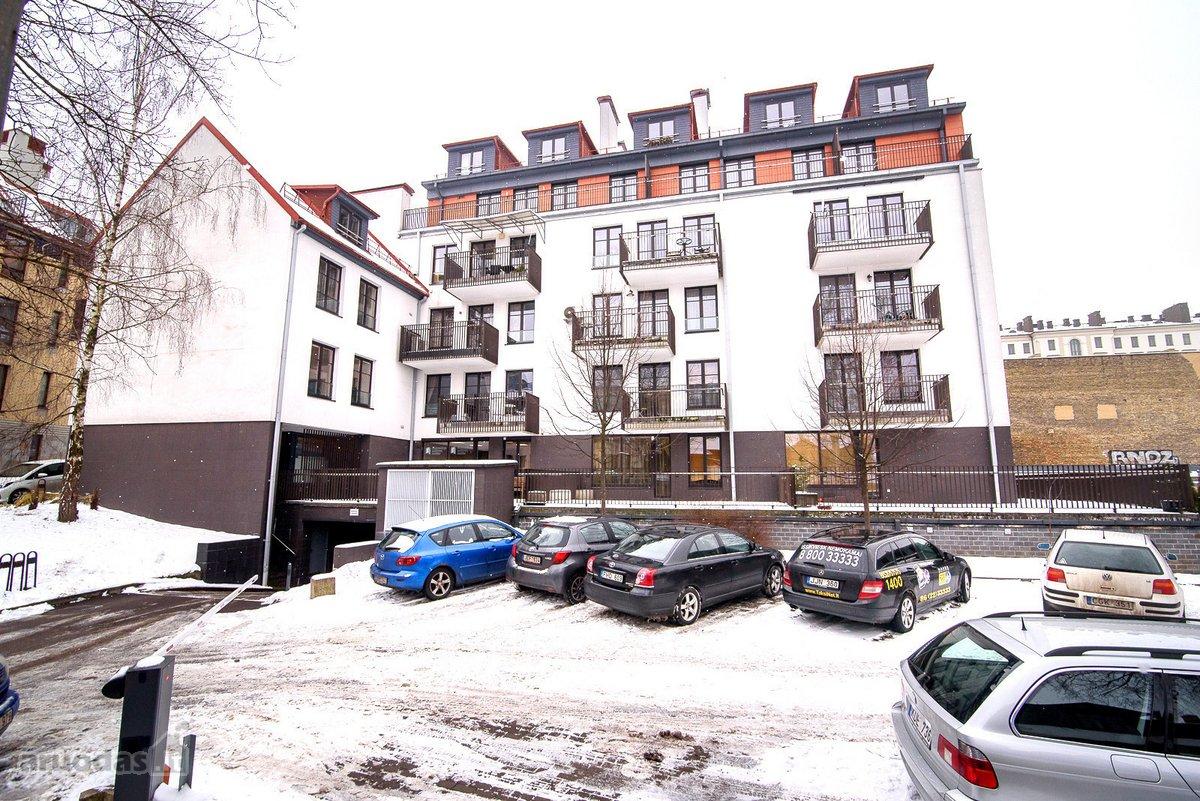 Vilnius, Senamiestis, Vingrių g., 2 kambarių butas