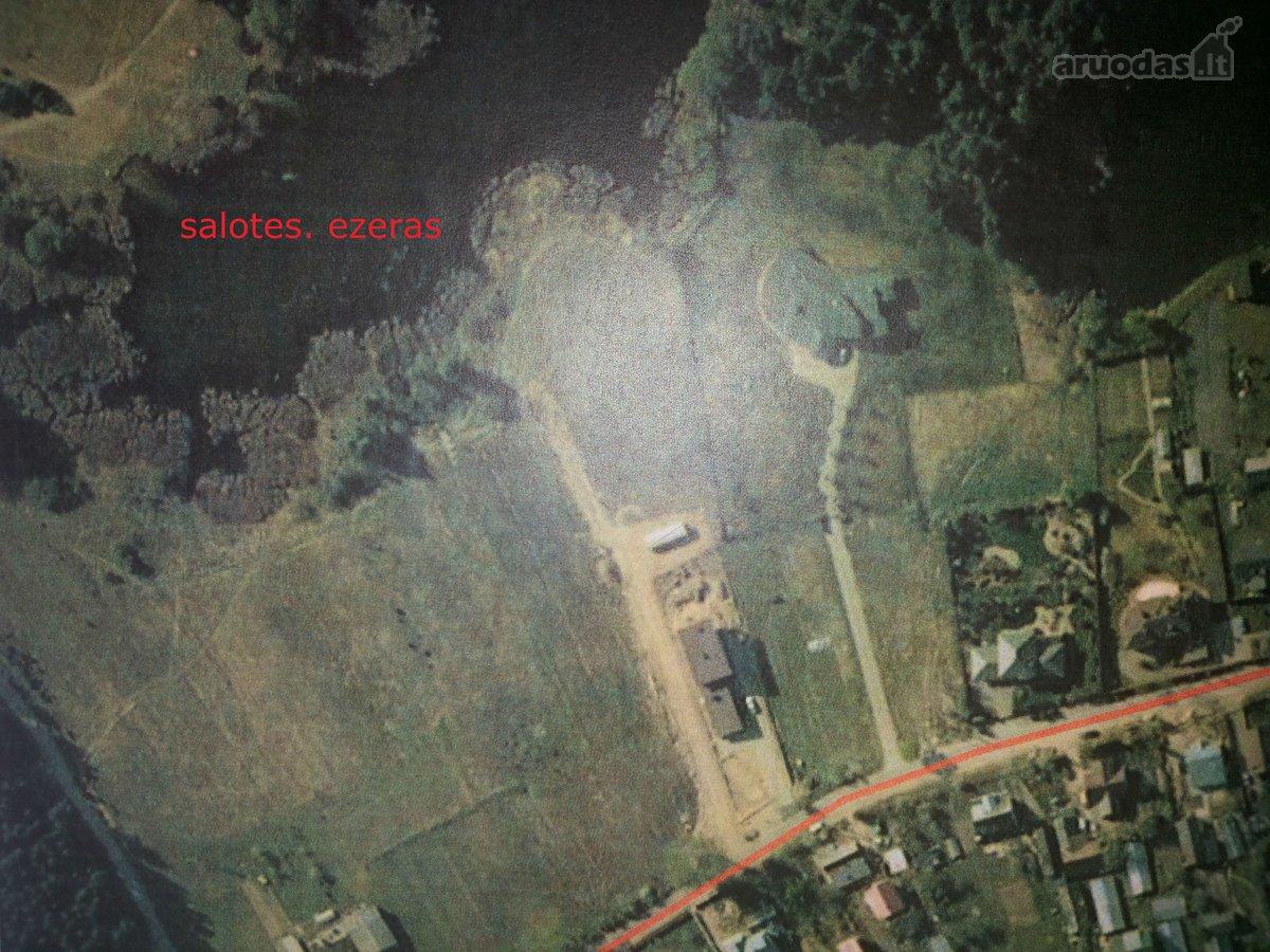 Vilnius, Pilaitė, Salotės g., Sodyba