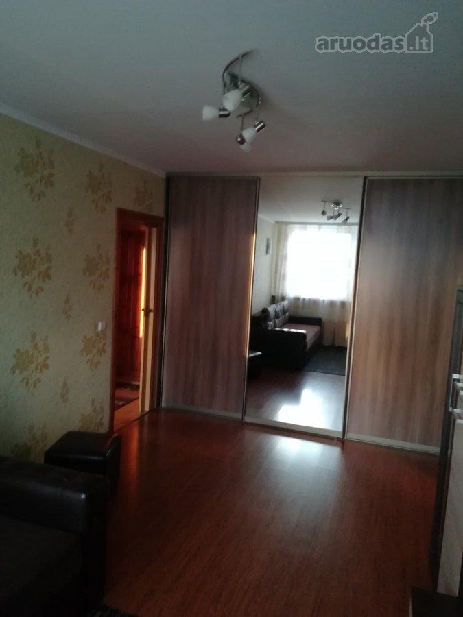 Vilnius, Naujoji Vilnia, Genių g., 2 kambarių butas
