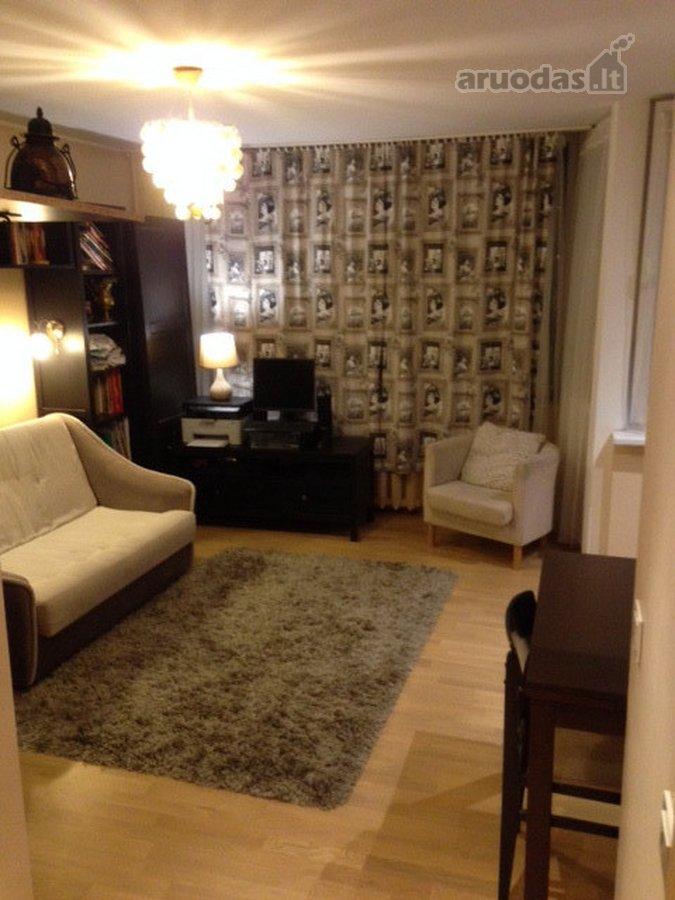 Vilnius, Naujoji Vilnia, Darželio g., 1 kambario butas
