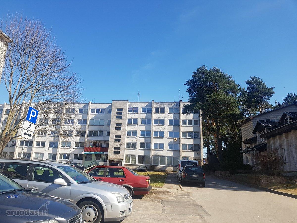 Vilnius, Grigiškės, Vilniaus g., 2 kambarių butas