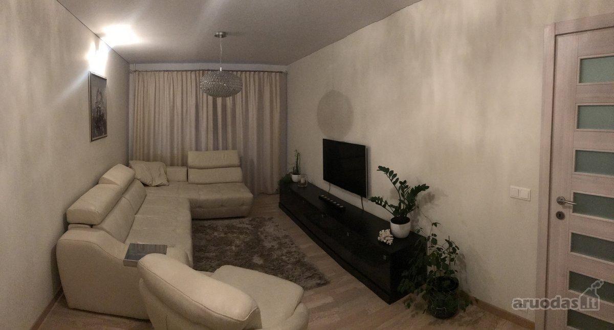 Panevėžys, Klaipėdos, Ateities g., 2 kambarių butas