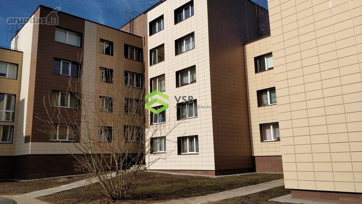 Birštono m., S. Dariaus ir S. Girėno g., 4 kambarių butas
