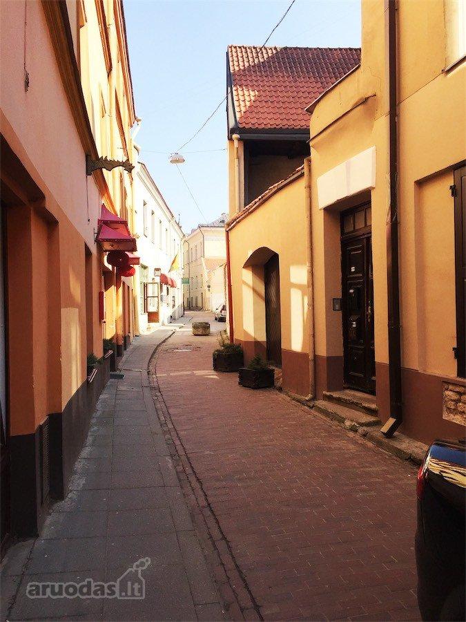 Vilnius, Senamiestis, Šv. Mykolo g., 2 kambarių butas