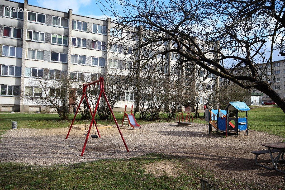 Vilnius, Grigiškės, Jaunimo skg., 2 kambarių butas
