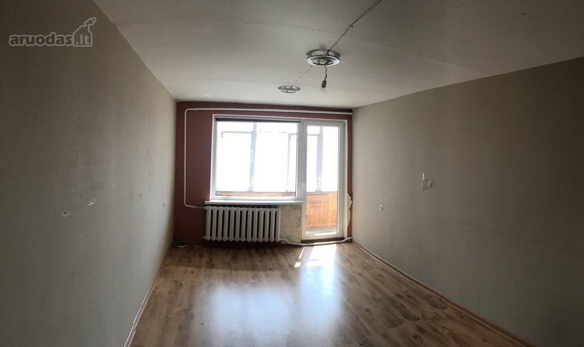 Kretingos r. sav., Kūlupėnų k., 2 kambarių butas