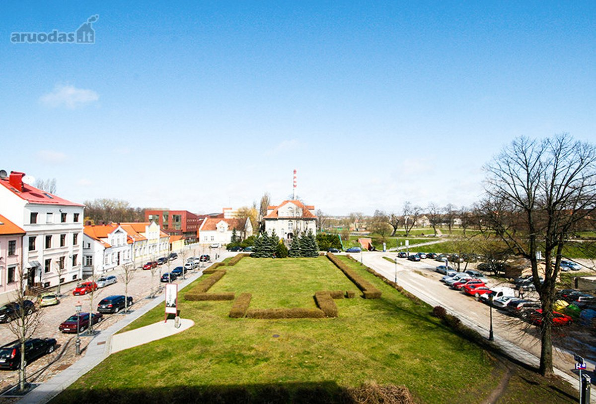 Klaipėda, Senamiestis, Turgaus g., 4 kambarių butas