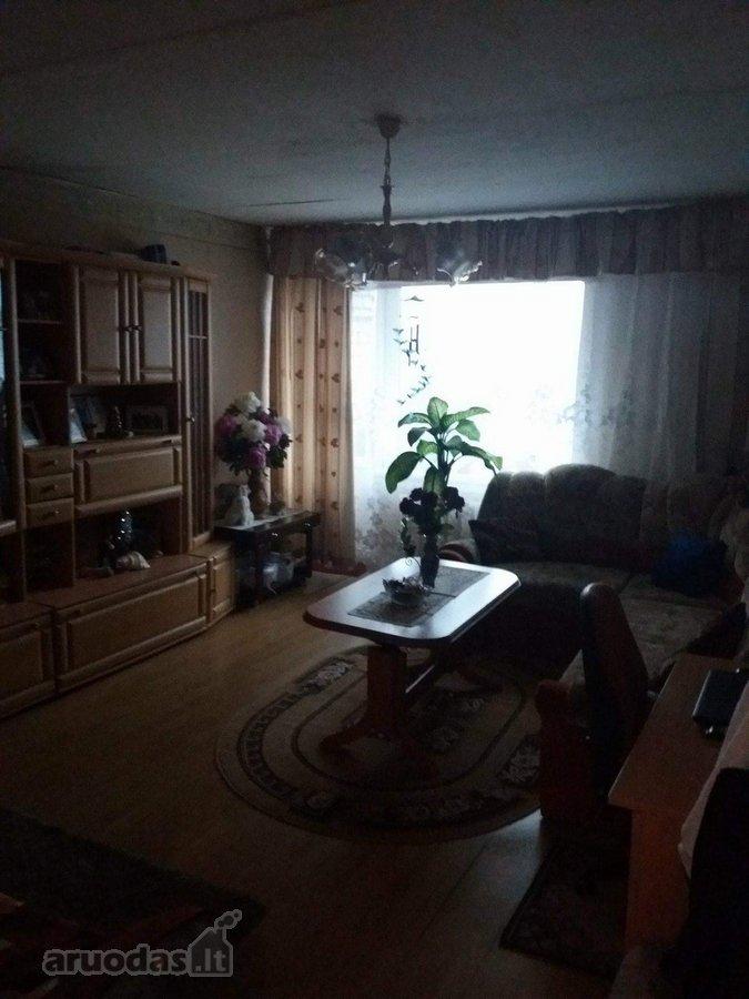 Plungės m., Dariaus ir Girėno g., 2 kambarių butas