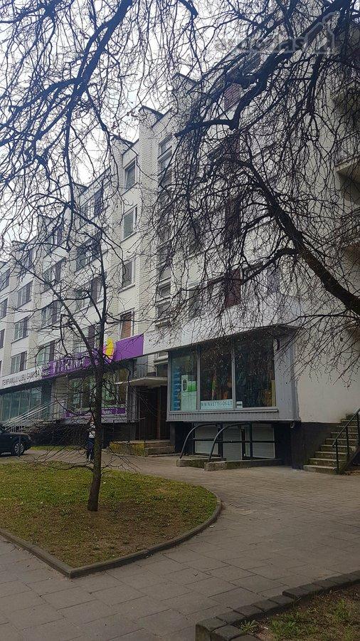 Vilnius, Naujamiestis, V. Pietario g., 1 kambario butas
