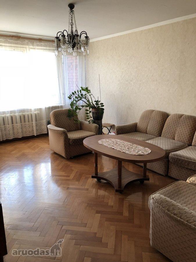 Kaunas, Kalniečiai, Partizanų g., 4 kambarių butas