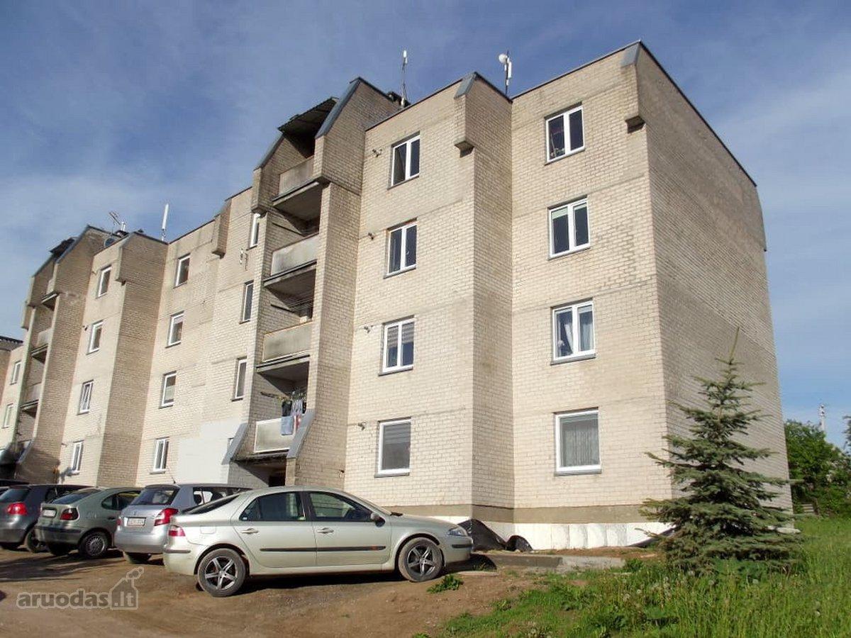Plungės m., Birutės g., 4 kambarių butas