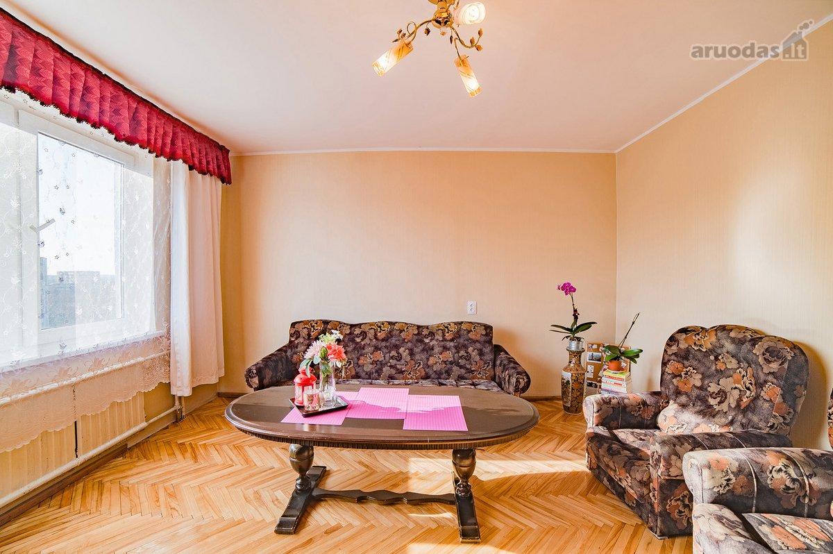 Vilnius, Viršuliškės, Viršuliškių g., 2 kambarių butas