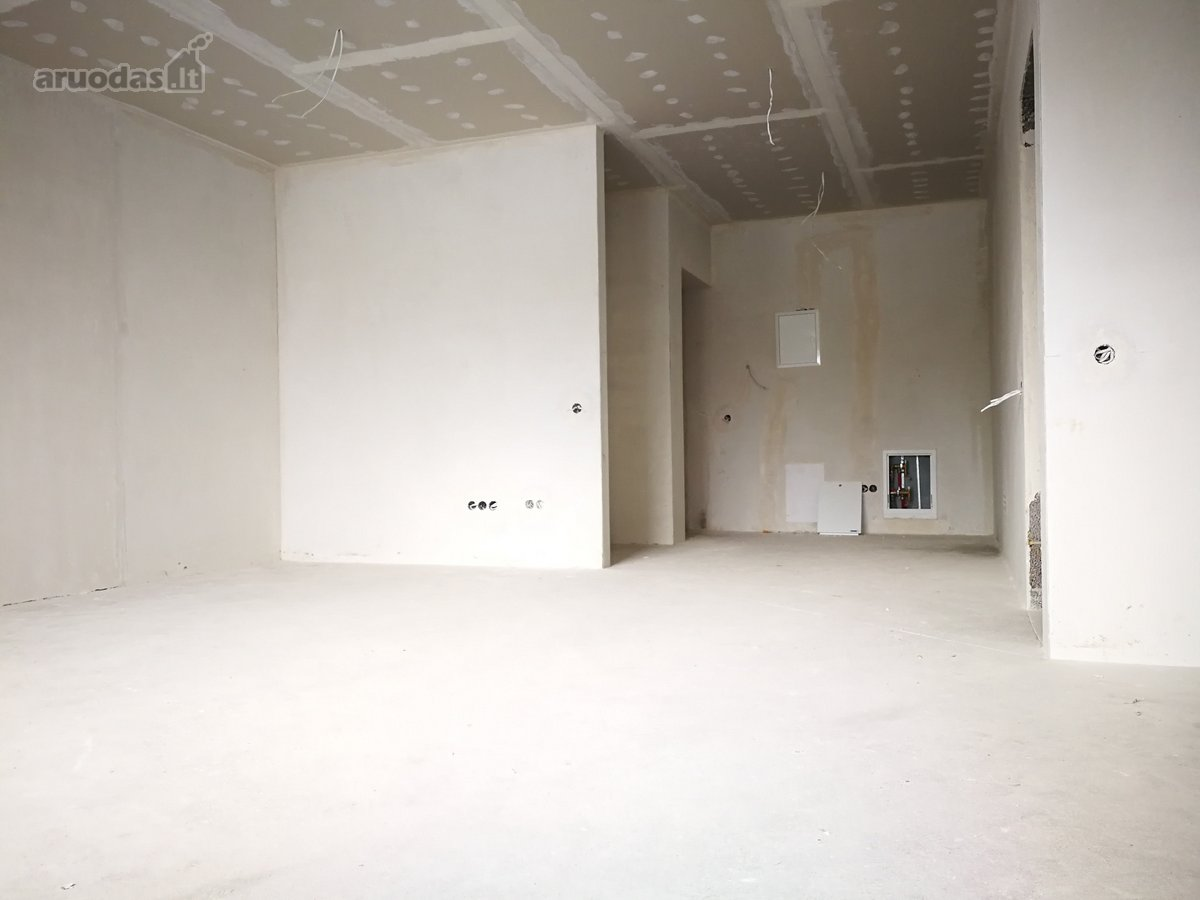 Palanga, Medvalakio g., 1 kambario butas
