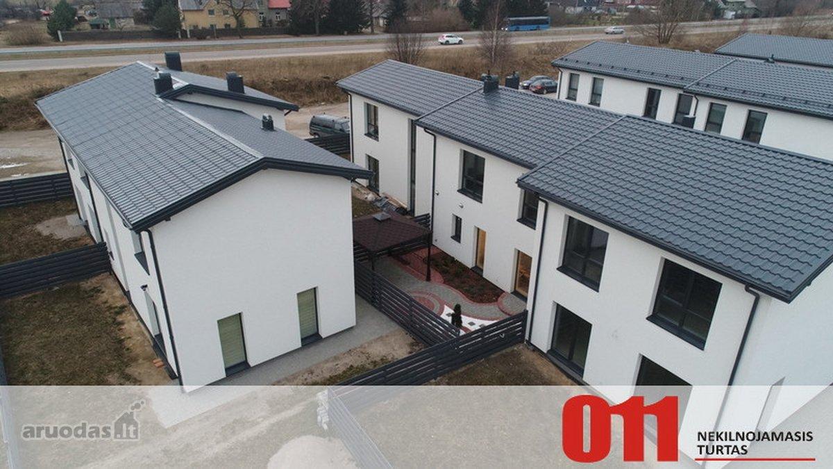 Klaipėda, Tauralaukis, Klaipėdos g., 4 kambarių butas