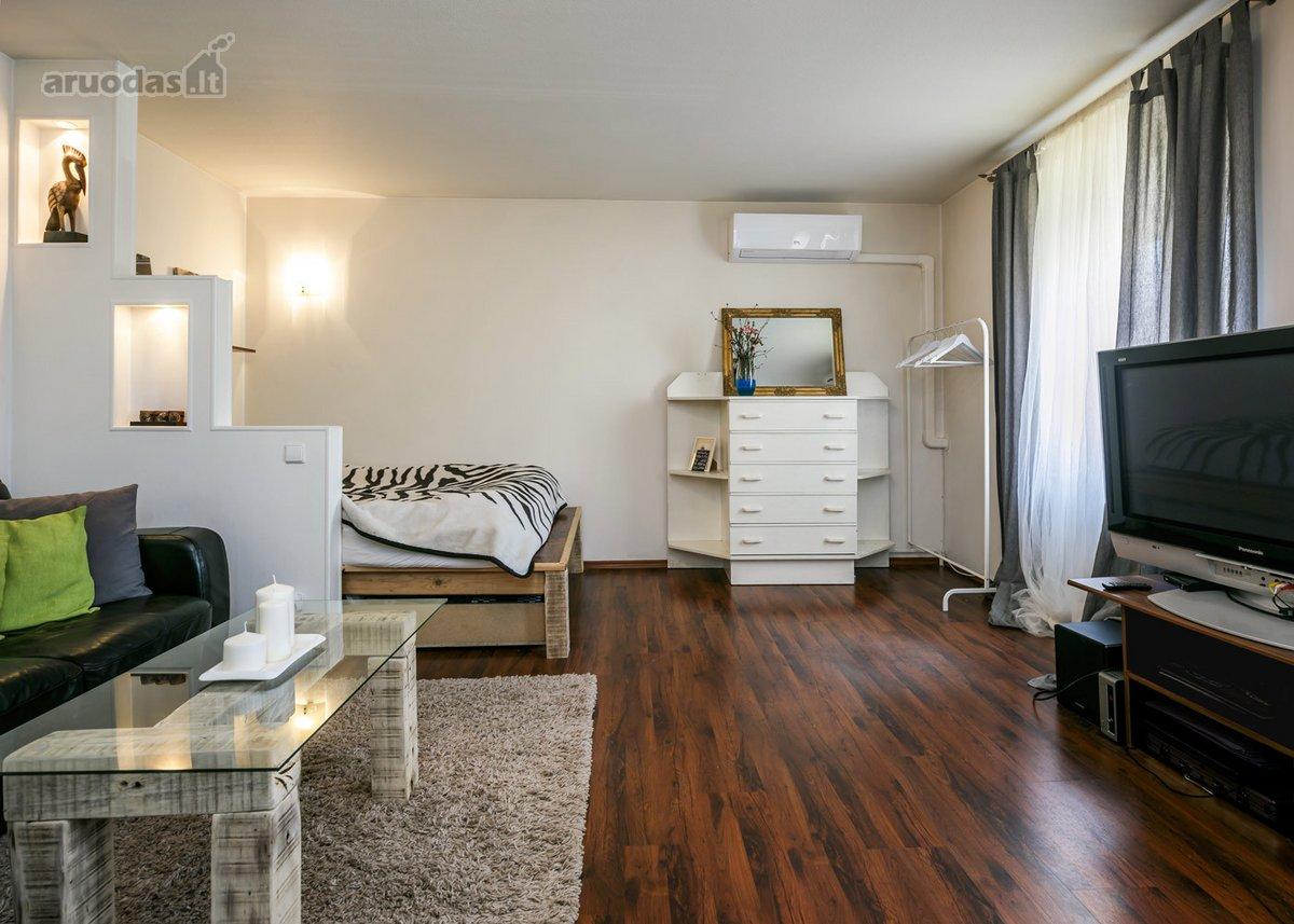 Klaipėda, Senamiestis, Bangų g., 1 kambario butas
