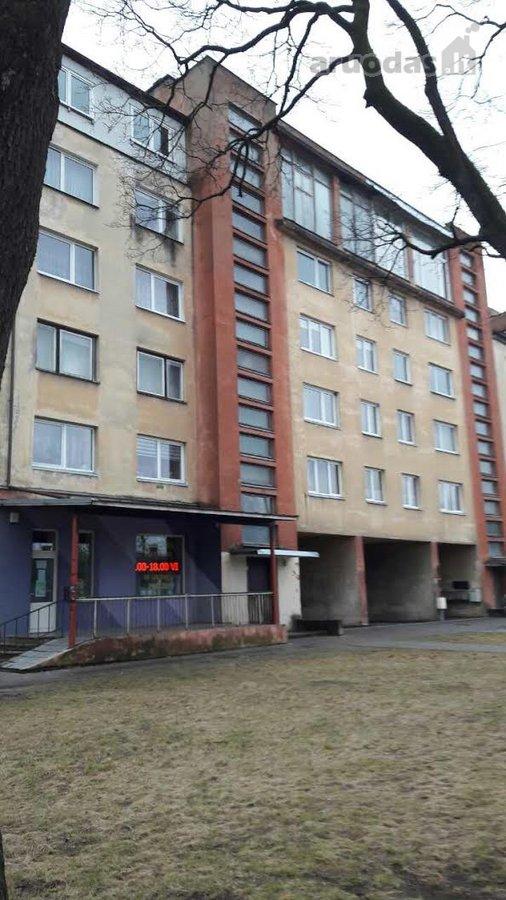 Kaunas, Žemieji Šančiai, A. Juozapavičiaus pr., 4 kambarių butas