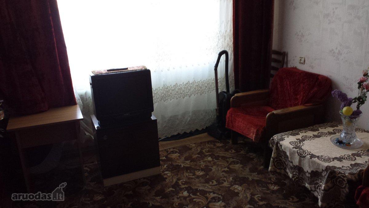 Trakų r. sav., Lentvario m., Pakalnės g., 1 kambario butas