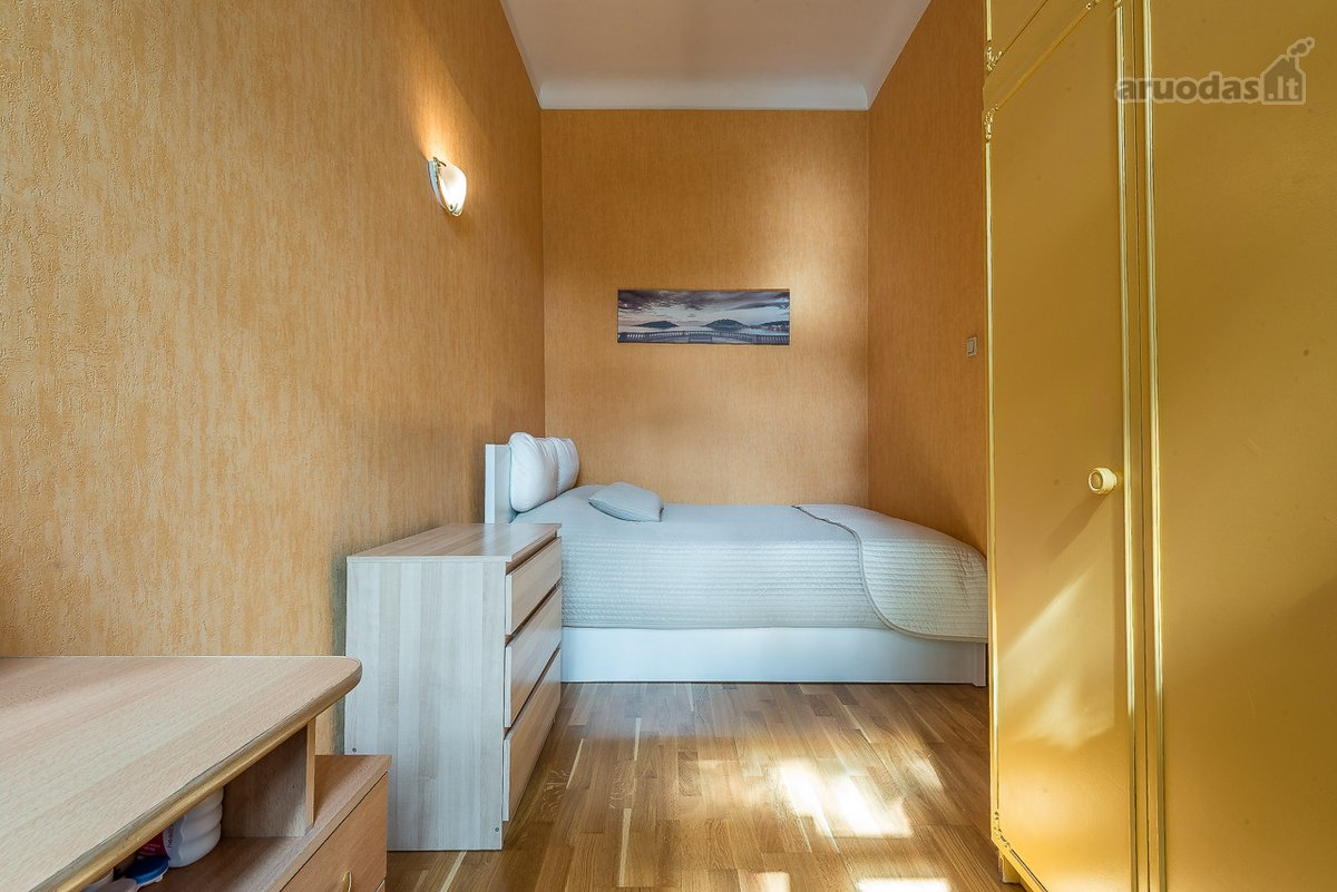 Vilnius, Senamiestis, Tauro g., 2 kambarių butas