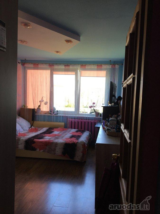 Elektrėnų sav., Vievio m., Naujoji g., 2 kambarių butas