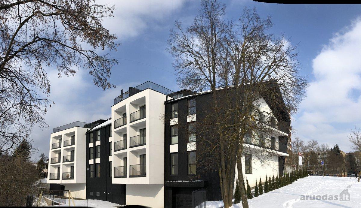 Kaunas, Žaliakalnis, Gričiupio g., 4 kambarių butas