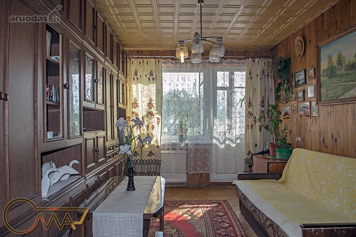 Vilnius, Šnipiškės, Rinktinės g., 3 kambarių butas